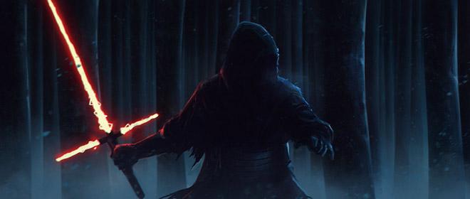 Star Wars The Force Awakens by SalvadorTrakal