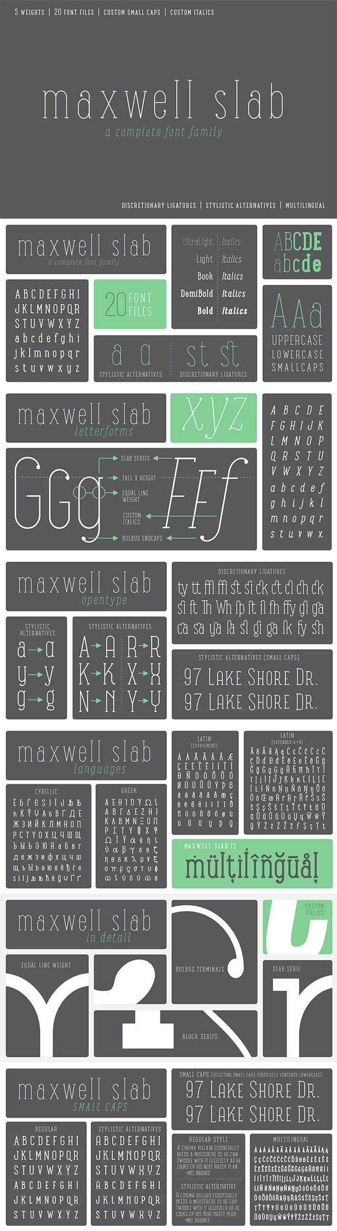 Maxwell Slab