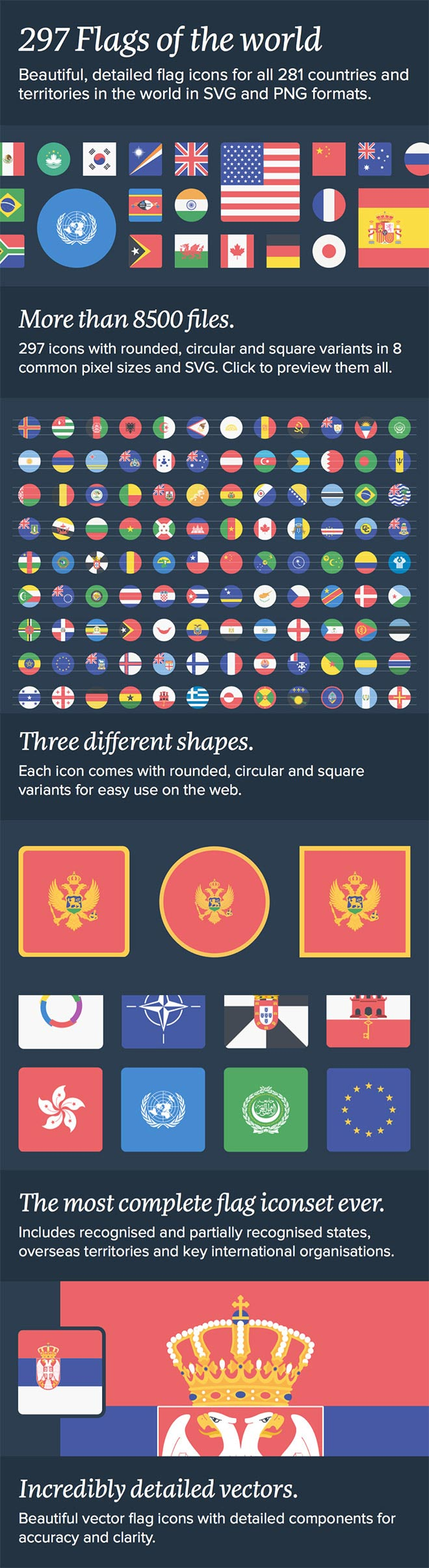 297 Flags of The World