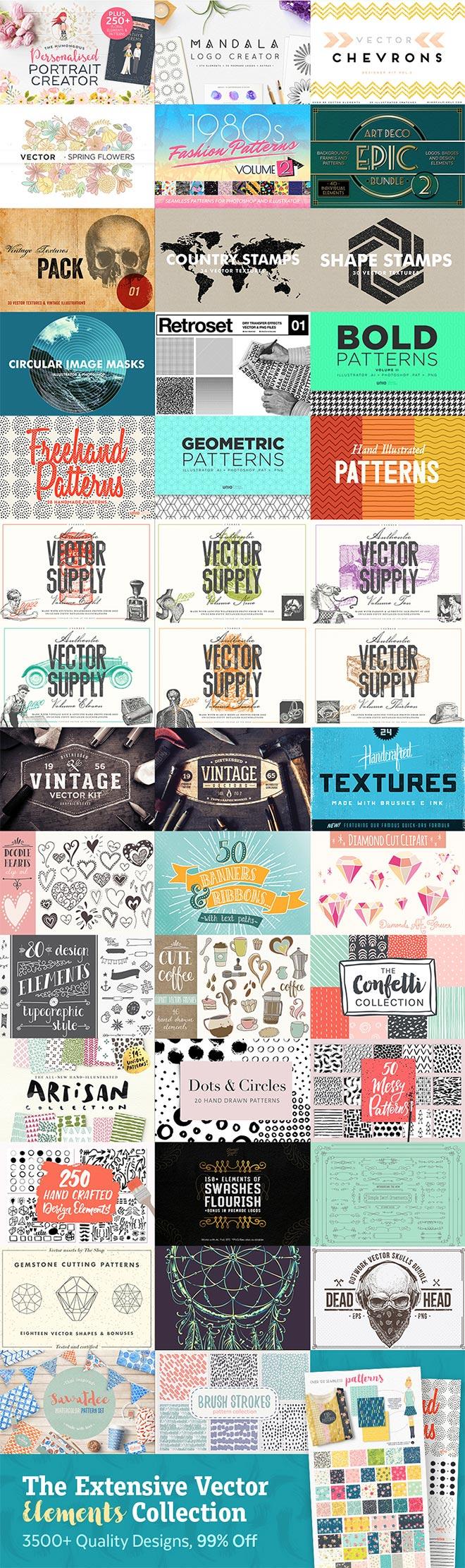 The Extensive Vector Collection