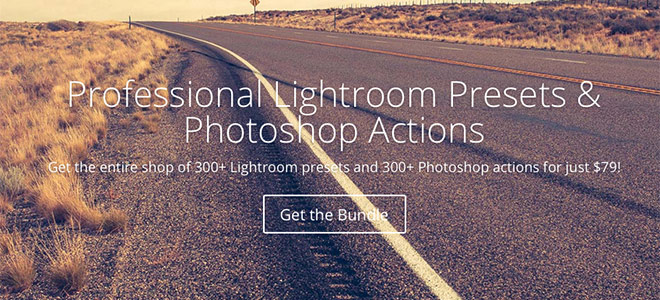 25 Matte Photoshop Actions for Access All Areas Members