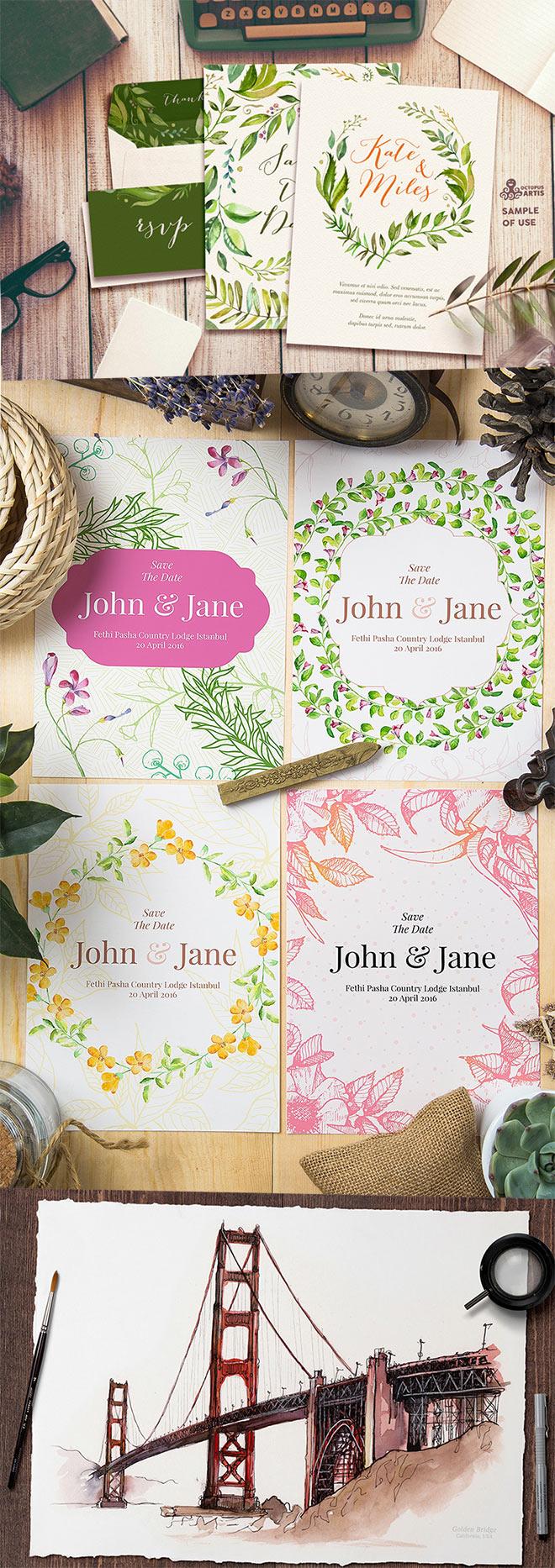 Artistic Design Bundle Previews