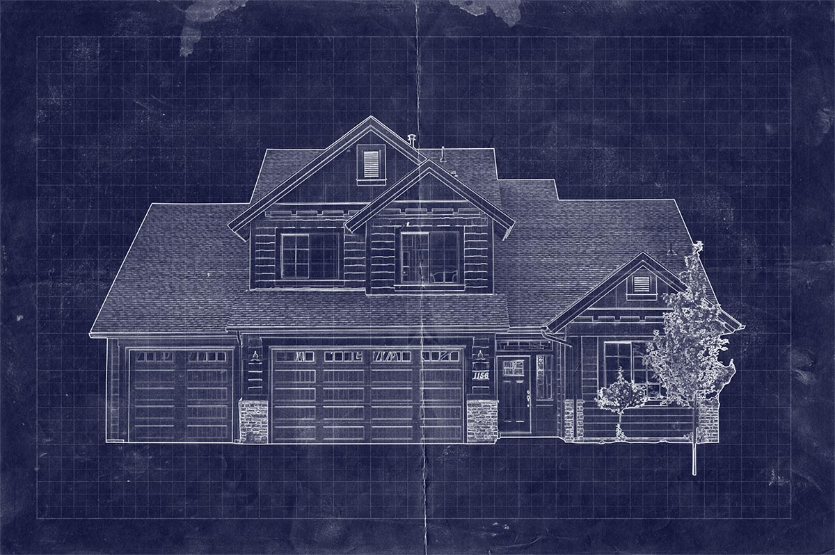 How to create a blueprint effect in adobe photoshop malvernweather