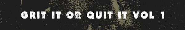 """""""Grit It or Quit It"""" Texture Pack for Premium Members"""