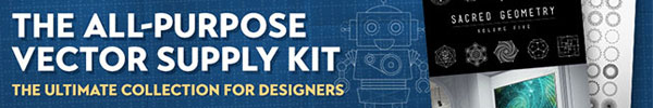 Create Something Amazing With The All-Purpose Vector Supply Kit (99% off!)