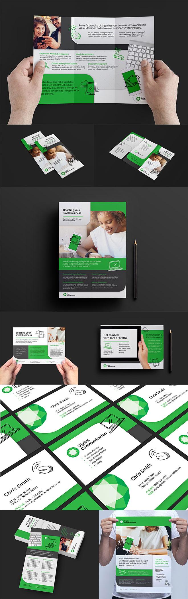 BrandPacks Web Design Series