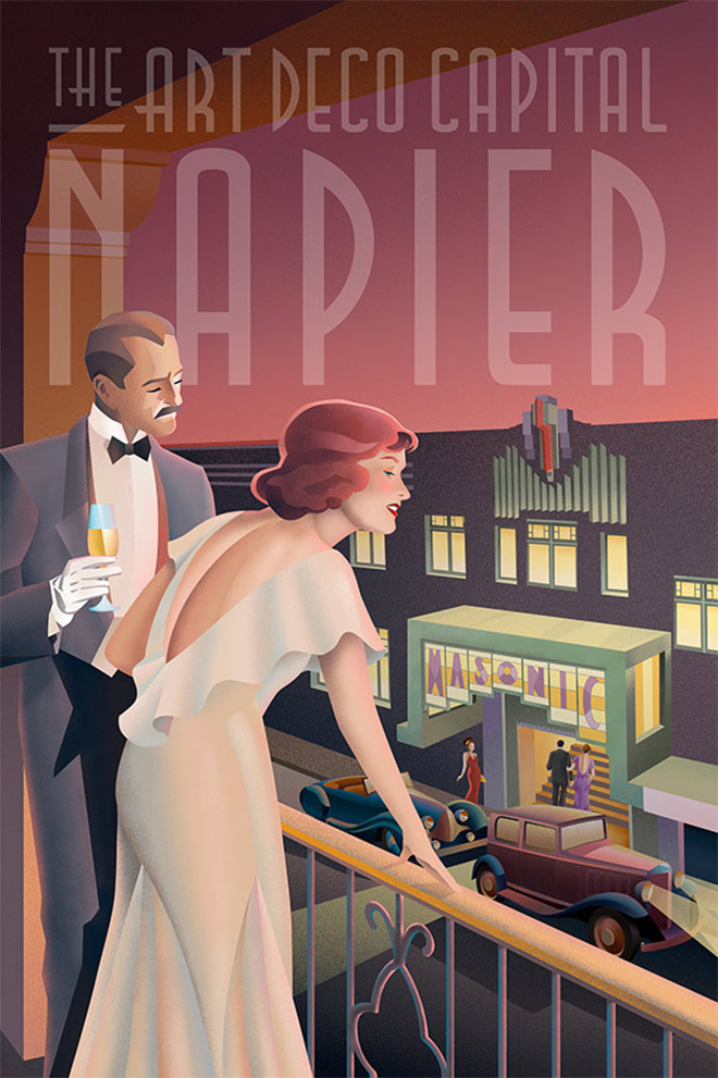 Art Deco Glamour by Stephen Fuller