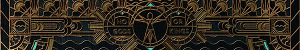 Showcase of 30 Art Deco Inspired Designs and Artworks