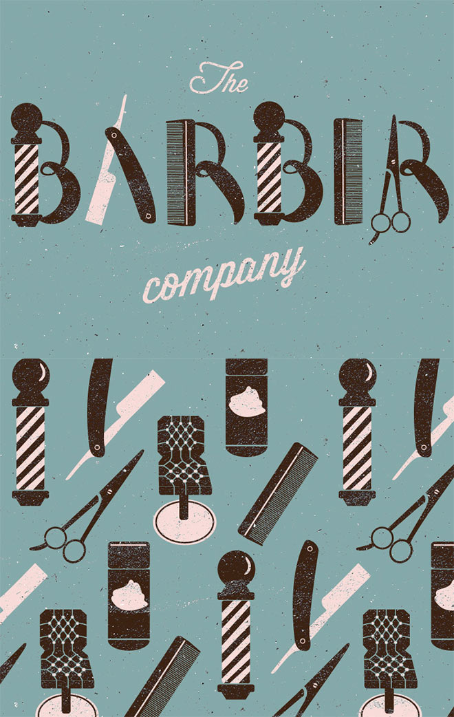 The Barber Co by Neil Tasker