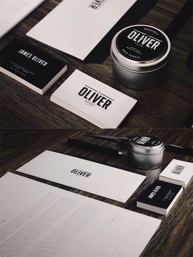 OLIVER BARBERIA by One Erwan