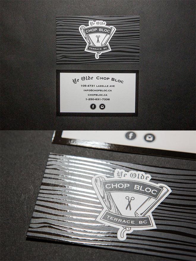 Barber Shop Branding by Haley Laronde