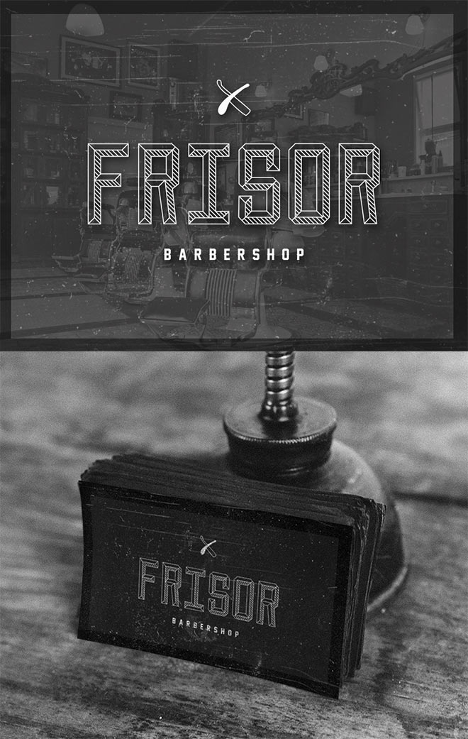 Frisor by Dayra Arrieta