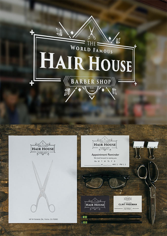 Hair House Barber Shop by Nmble Comm