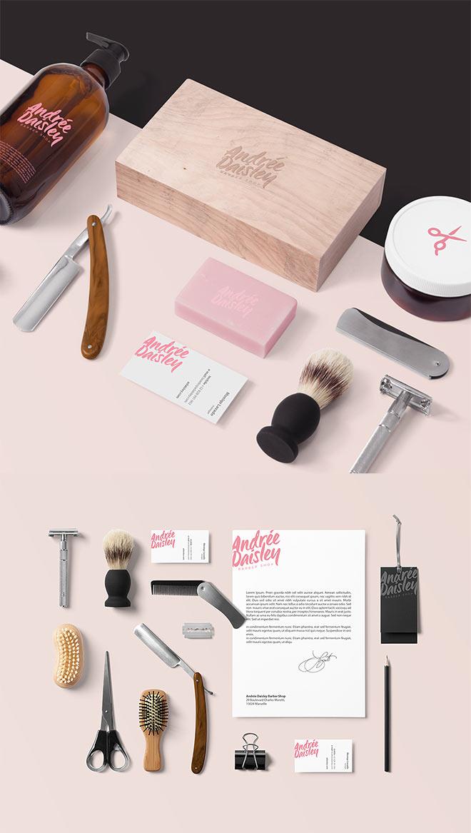 Andrée Daisley Barber Shop by Sebastian Bednarek
