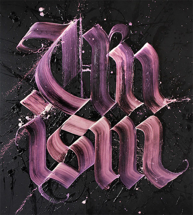Calligraffiti by Niels Shoe Meulman