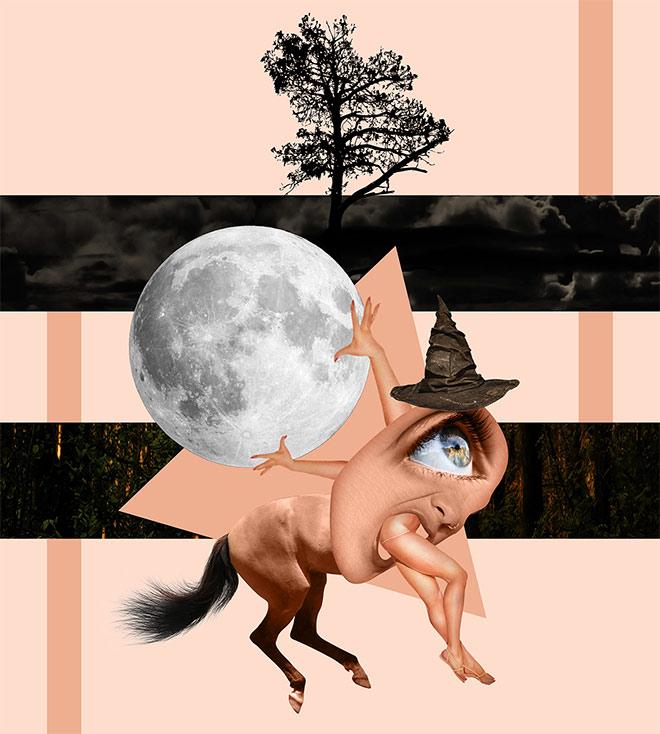 Witches by Ilton Spínola