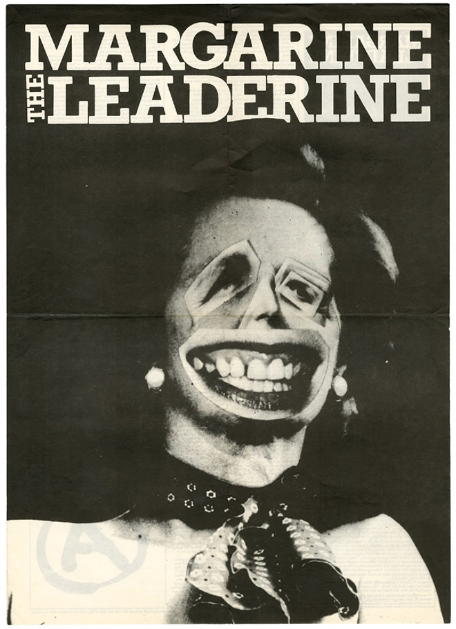 Margarine the Leaderine by Gee Vaucher