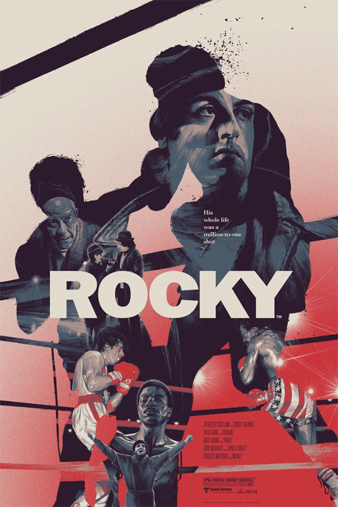 Rocky by Gabz