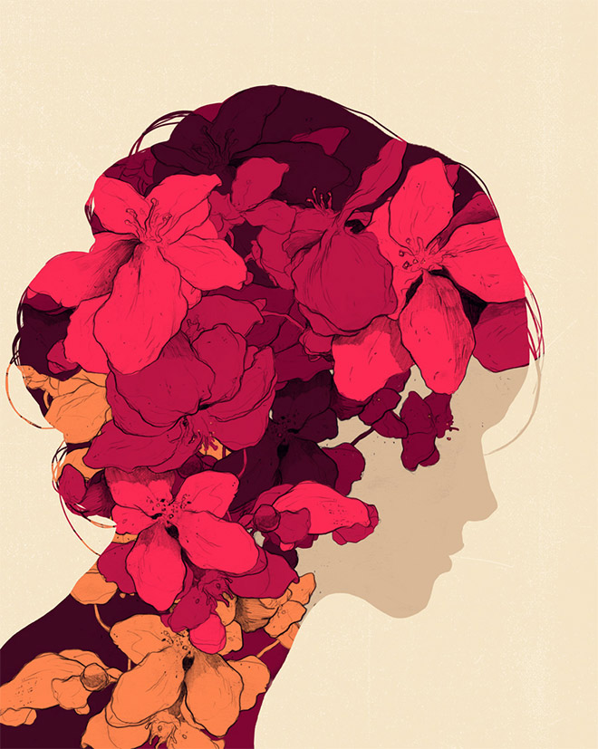 De Standaard Illustration by Simon Prades