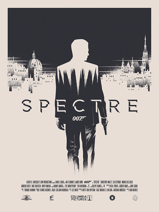 SPECTRE by TommyPocket Design