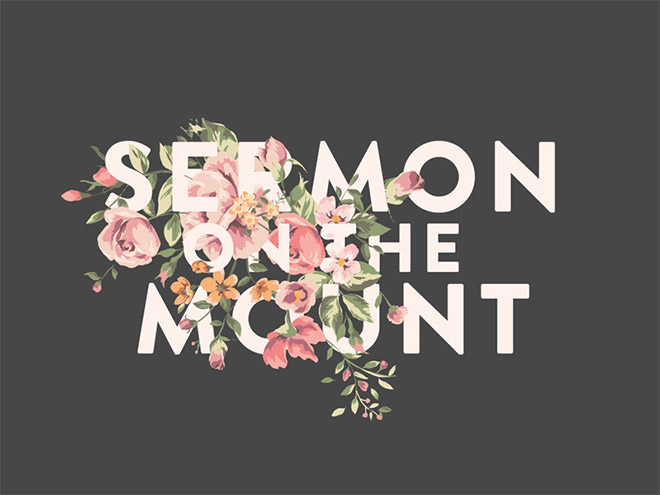 Sermon On The Mount by John David Harris