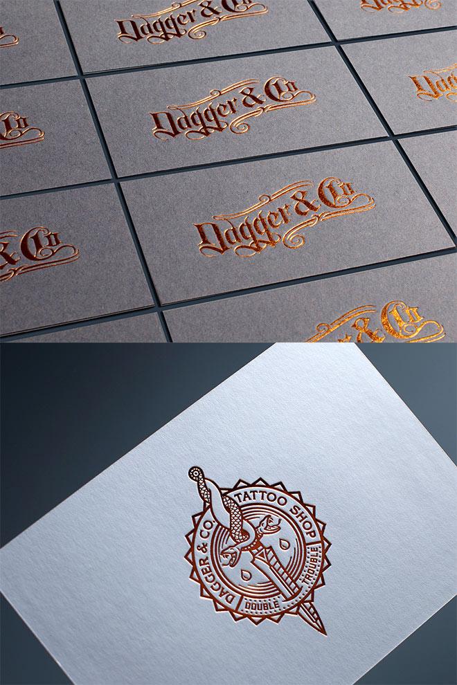 Dagger & Co. by Chad Michael Studio