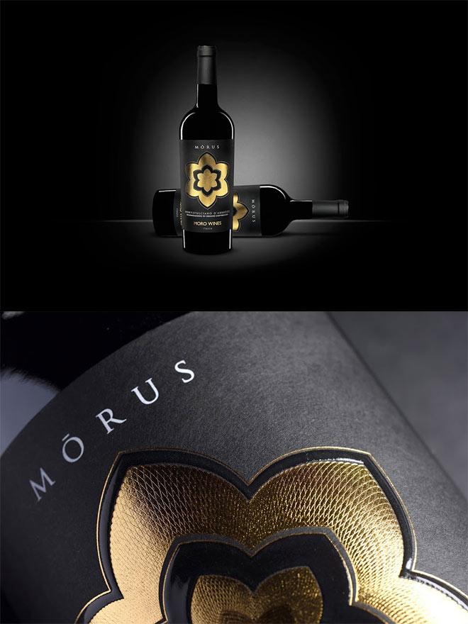 Morus Wine by Mario Di Paolo