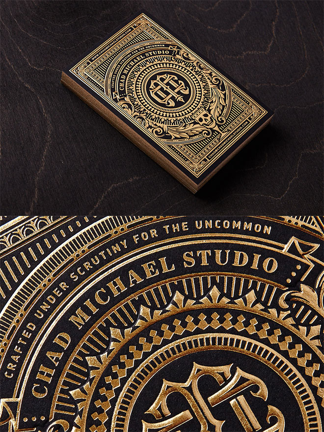 Studio Branding by Chad Michael Studio