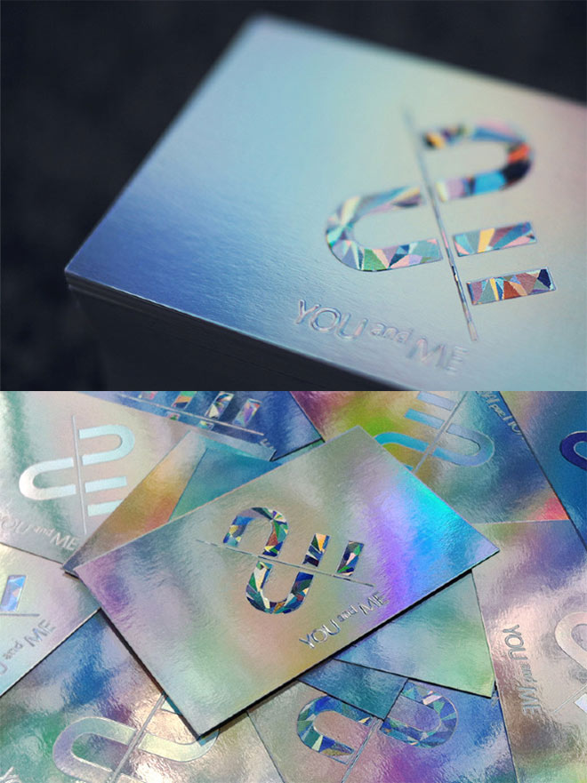 You&Me Namecard by You & M Creative