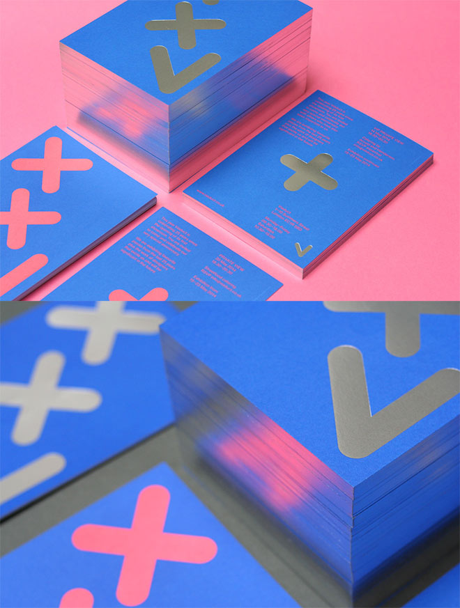Viaduct Exhibition Invitations by Them Design