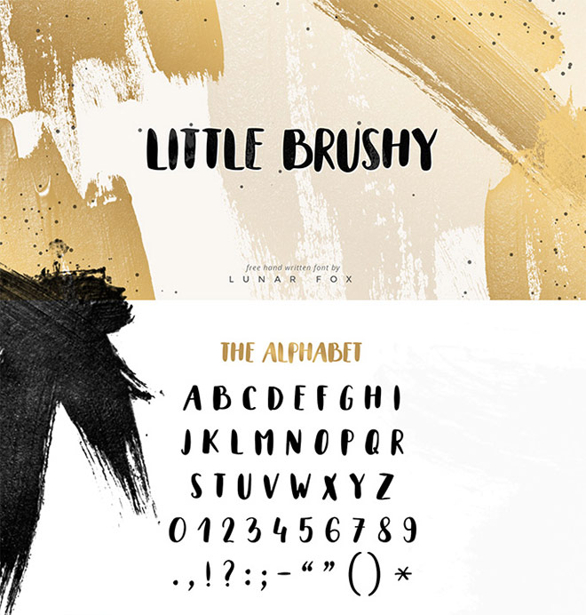 Little Brushy
