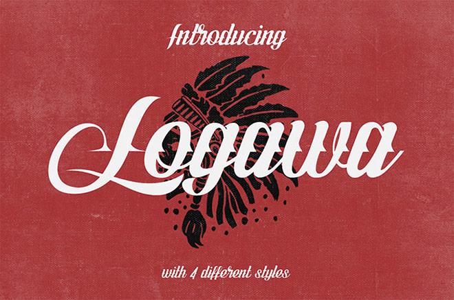 Logawa Script