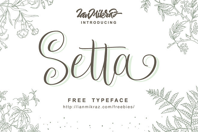 Setta Script
