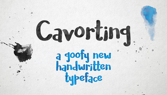 Cavorting