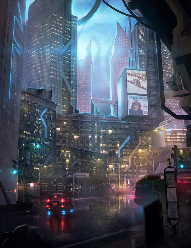 Kaiju by Iacocca Khen