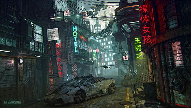 Cyberpunk by Vladimir Petkovic