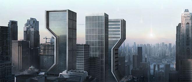 Monolithic Future by Jianfeng Li
