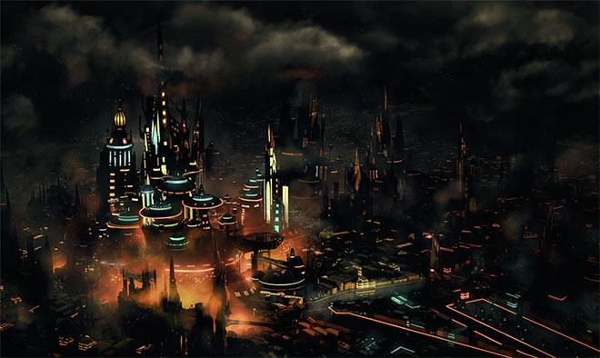 The Lost City by Jose R. Cadena