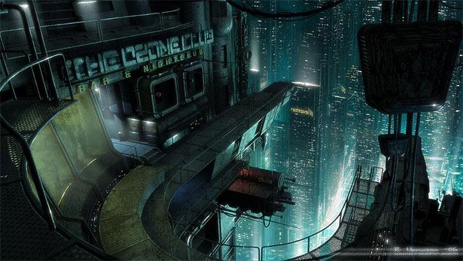 Future World by Rudolf Herczog