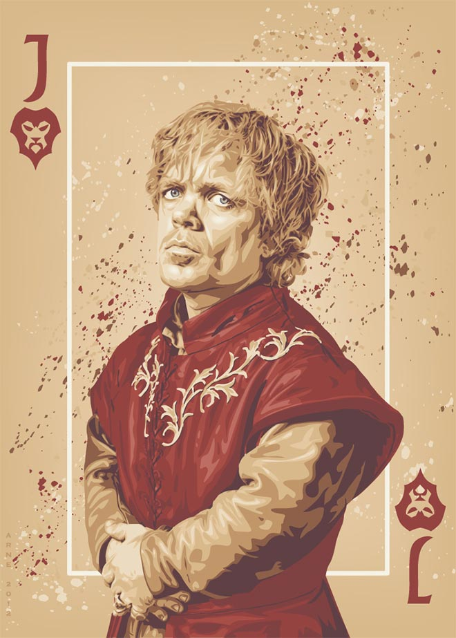 Lord Tyrion by ratscape