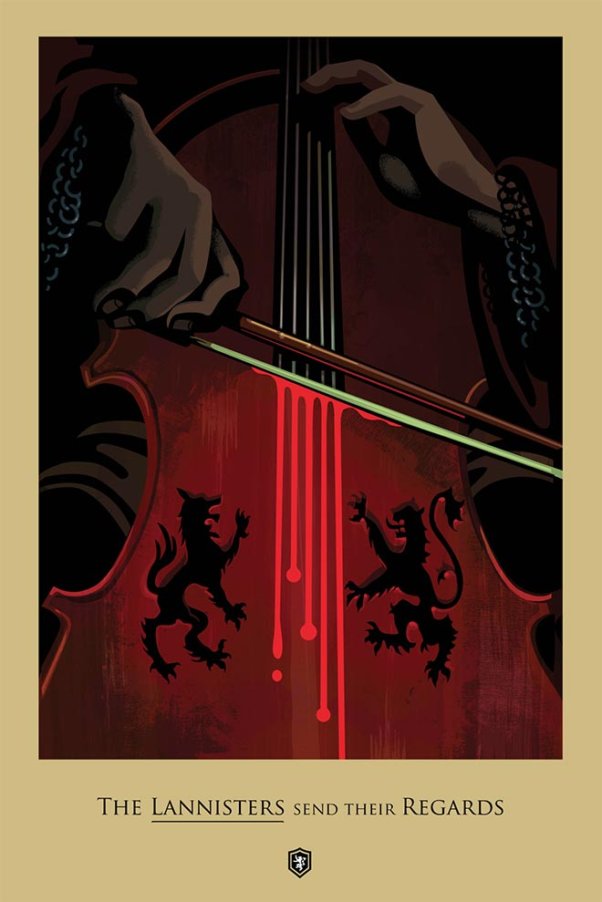 The Rains of Castamere by Beautiful Death