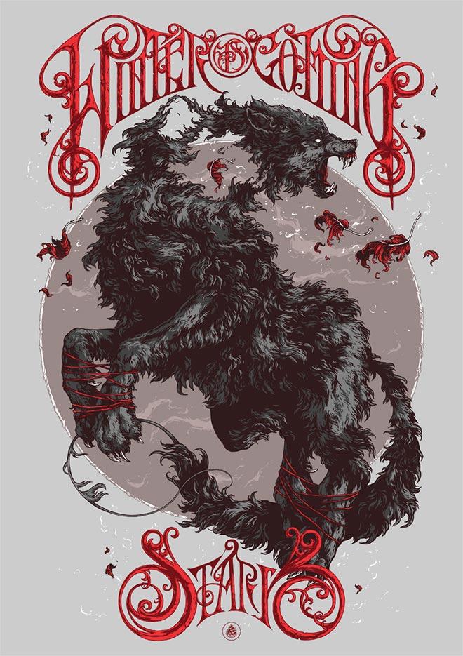 Game of Thrones by Ivan Belikov