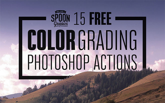 15 Free Color Grading Photoshop Actions to Enhance Your Photos