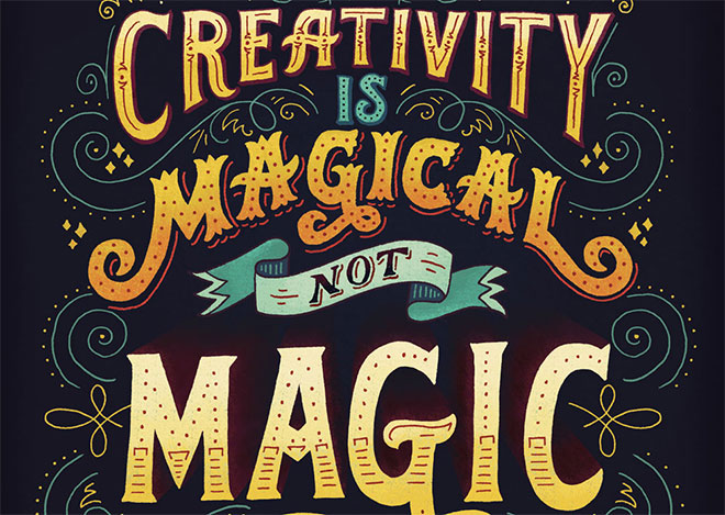 35 Inspirational Typographic Quotes Designers Can Live By