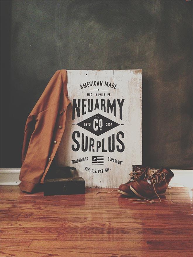 NSCo Signage by Neuarmy