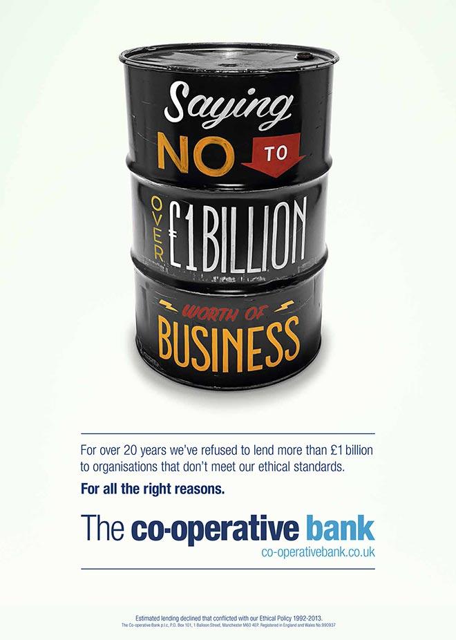 CO-OP Bank by Carl Fredrik Angell