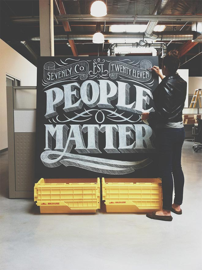 People Matter by Drew Melton