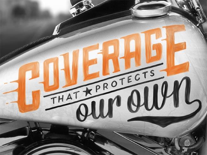 Harley Davidson Ad by 96 Octane