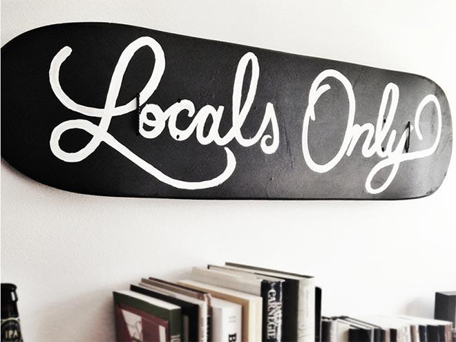 Locals Only by Adam Johnson