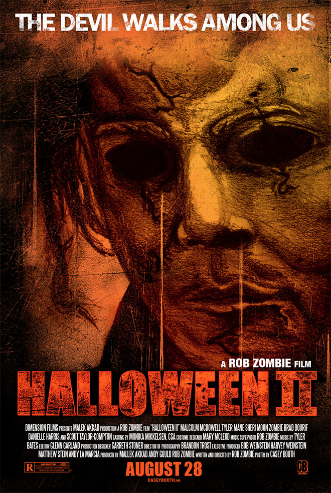 Halloween II by Casey Booth